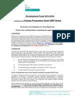 Sep Grant Application Form 2013-2014 Ks