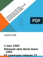 Produk- Produk Yang Ditawarkan Oleh Bank Islam Malaysia
