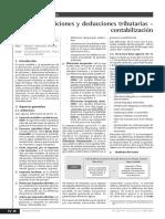 Adiciones y Deducciones Tributarias, Contabilizacion