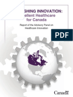Report Healthcare Innovation