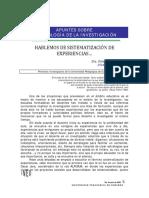 Dialnet-HablemosDeSistematizacionDeExperiencias-2543154