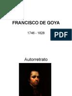 Francisco de Goya (1)