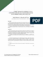 La Categoría Infancia Anormal...Rafael Huertas - Mercedes Del Cura