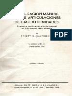 Fisioterapia Manual, Extremidades - 10ma Ed, Por Kaltenborn[1]