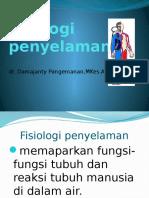 Fisiologi Penyelaman
