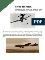 La Defensa Aerea Del Reich