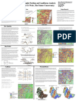 Topographic Position and Landforms Analysis
