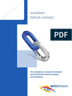 Windream Bizhub Connect