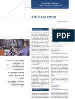 ANALISIS DE AVERIAS