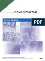 Remote Ui Guide en-gb