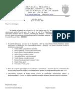 Decizia 8.9.1 Din 24.12.2015 Cu Privire La Delegare Piatra Neamt - Proiect