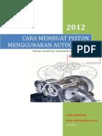 CARA MEMBUAT PISTON MENGGUNAKAN AUTOCAD 3D.pdf