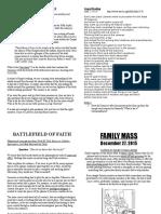 family mass 12 27 2015 bulletin
