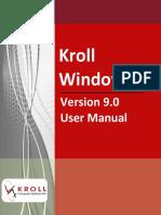 9.0 Kroll Manual.pdf