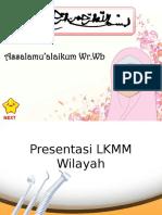 LKMM Wilayah