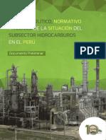 Análisis la Situación Ambiental en Hibrocarburos