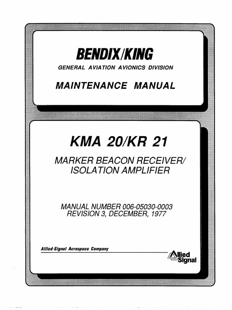 Fine Kma 20 Mant Manual Detector Radio Amplifier Wiring Cloud Venetbieswglorg