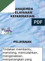 manajemen pelayanan