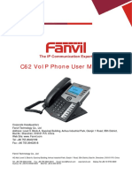 Fanvil_C62