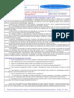 Dinâmica do povoamento, economia e organização do espaço geográfico brasileiro