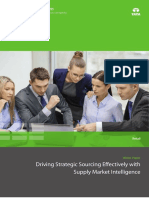 Strategic Sourcing Supply Market Intelligence 0514 1