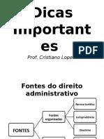 dicasimportantesdedireitoadministrativo-110212145754-phpapp01