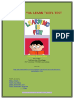 Helping You Learn TOEFL Test