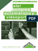 Instalacion de Porteros Electricos y Videoporteros