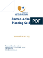 Amman a Thon Planning Guide
