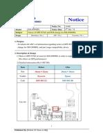 Nuevo GPS TCXO y Cambio de PBA Para SM-G900H_L_Rev1
