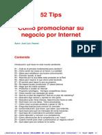 Cómo Promocionar Su Negocio Por Internet