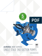 Aurora 3800 Series Pumps