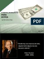 Financiamiento Para Mypes