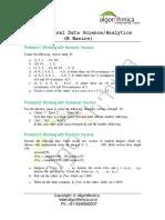 Assignment1 R Basics(1)