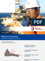 TOTAL's Investor's Day 23 September 2015