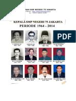Sejarah Smp Negeri 75 Jakarta