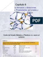 GENERALIDADES E INTRODUCCION para materiales en procesos de manufactura