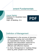Management Fundamentals 2