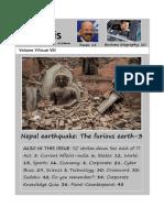 Genesis-April 2015 Issue II