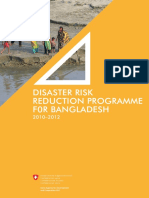 Disaster risk  reduction Programme F0r BanglaDesh 2010–2012