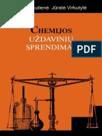 Chemijos uždavinių sprendimas [O. Virkutiene, J. Virkutyte] (2000)