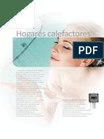 Catálogo General de Hogares Calefactores de HERGOM