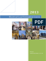 Electrical Load Calculation Course