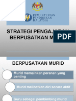 Strategi Pengajaran Berpusatkan Murid