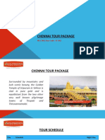 Southern Travels - Chennai Tour Package