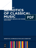 Semiotic of Classical Music