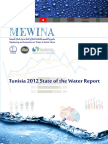 Tunisia 2012 State of the Water Report