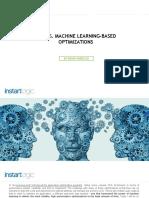 Man VS Machine Learning Based Optimizations | Instart Logic
