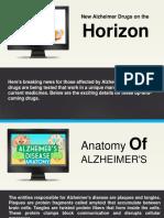 New Alzheimer Drugs on the Horizon!