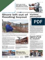 Asbury Park Press front page Monday, Dec. 28 2015